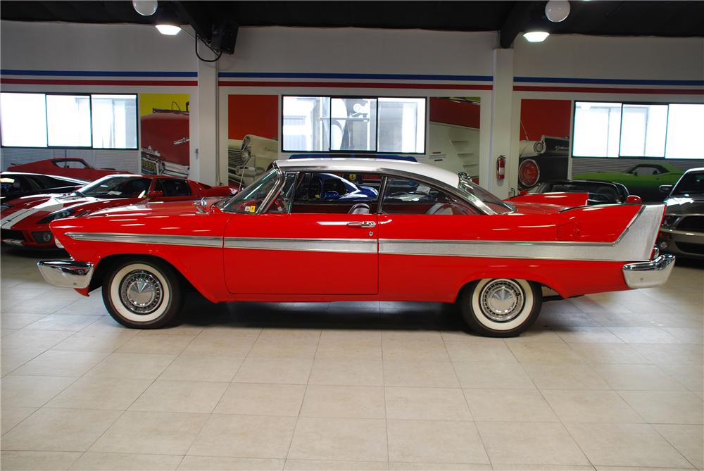 1958 Plymouth Fury High Quality Background on Wallpapers Vista