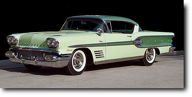 1958 Pontiac Bonneville Pics, Vehicles Collection