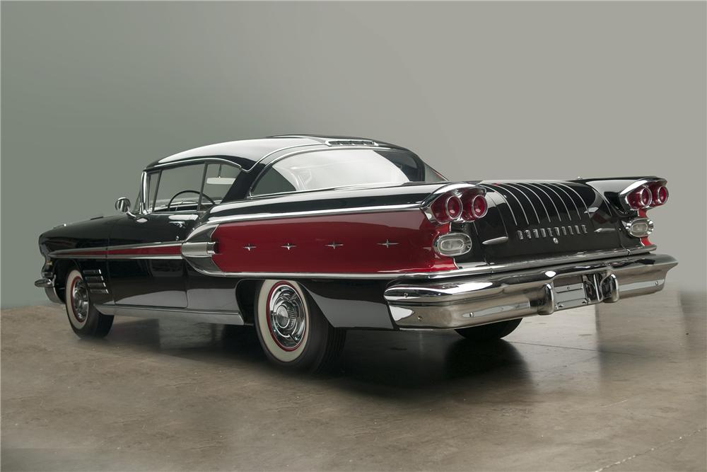 1958 Pontiac Bonneville Backgrounds on Wallpapers Vista