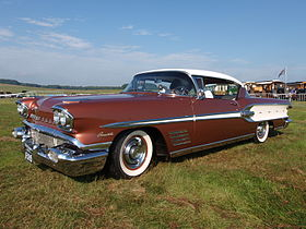 1958 Pontiac Bonneville High Quality Background on Wallpapers Vista