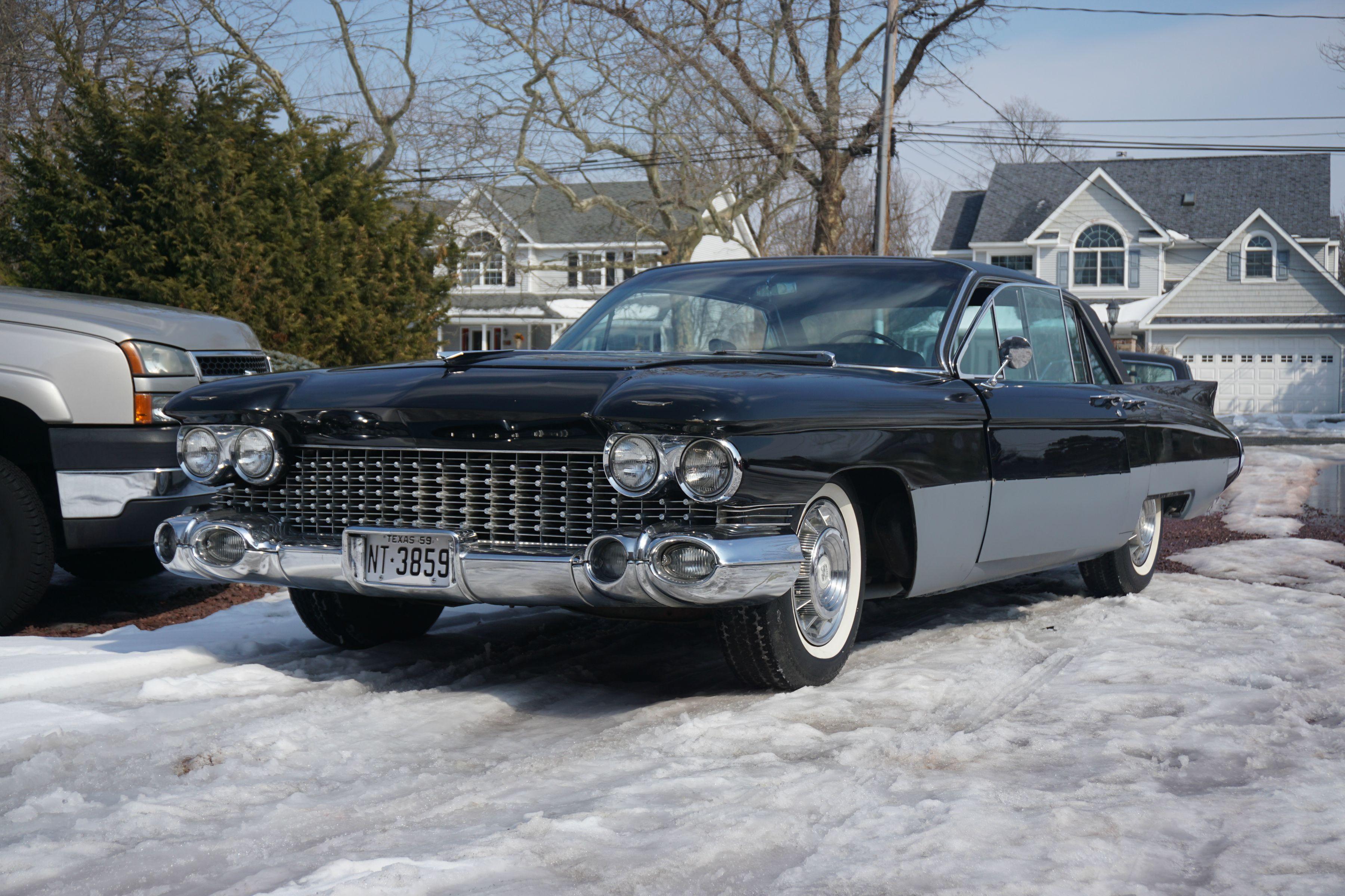 Nice wallpapers 1959 Cadillac Eldorado Brougham 3600x2400px