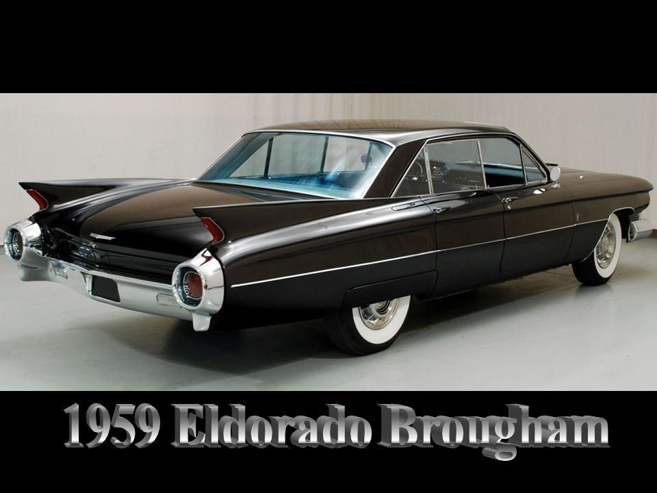 Nice wallpapers 1959 Cadillac Eldorado Brougham 960x720px