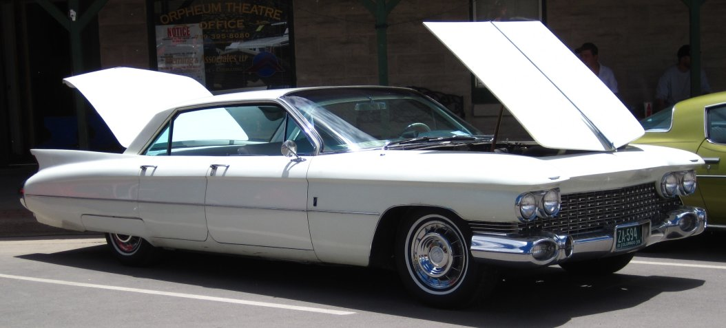 Images of 1959 Cadillac Eldorado Brougham | 1054x477