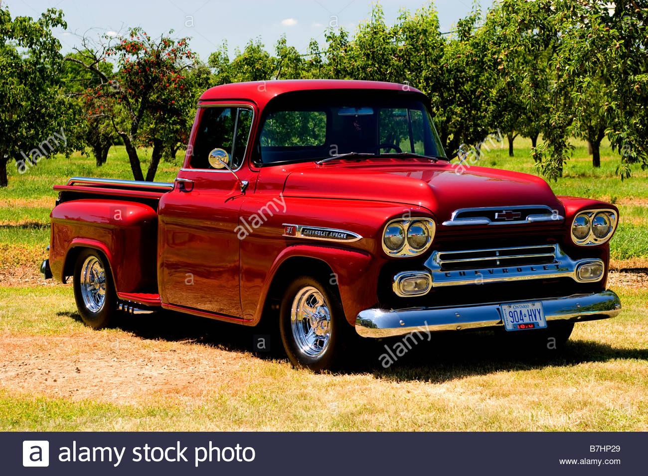 1959 Chevrolet Apache Pics, Vehicles Collection