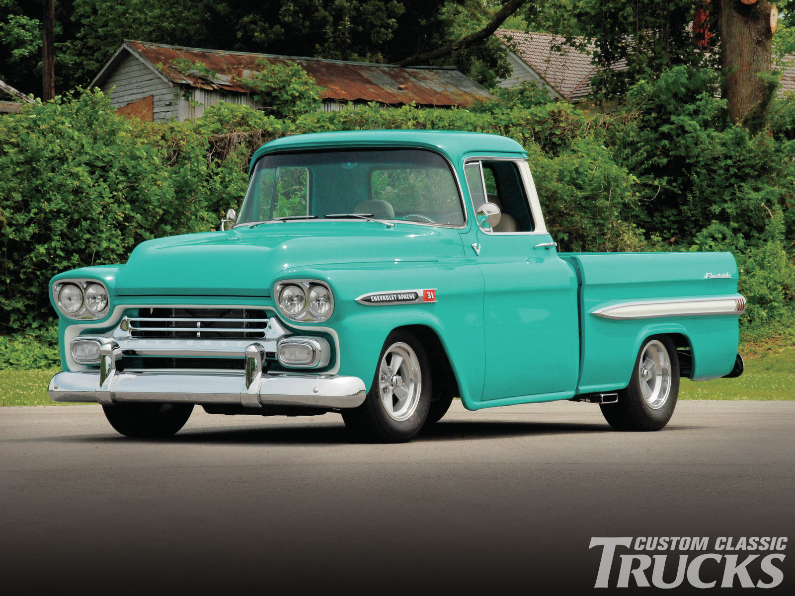 Images of 1959 Chevrolet Apache | 1600x1200