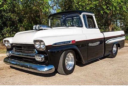 429x322 > 1959 Chevrolet Apache Wallpapers