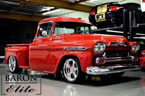 Amazing 1959 Chevrolet Apache Pictures & Backgrounds