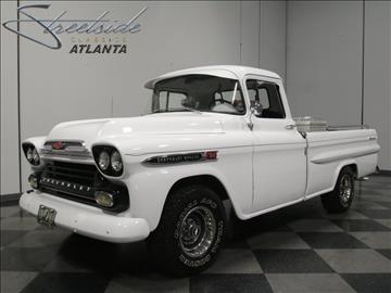 360x270 > 1959 Chevrolet Apache Wallpapers
