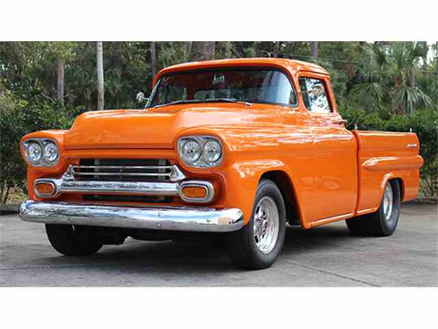 Images of 1959 Chevrolet Apache | 640x480