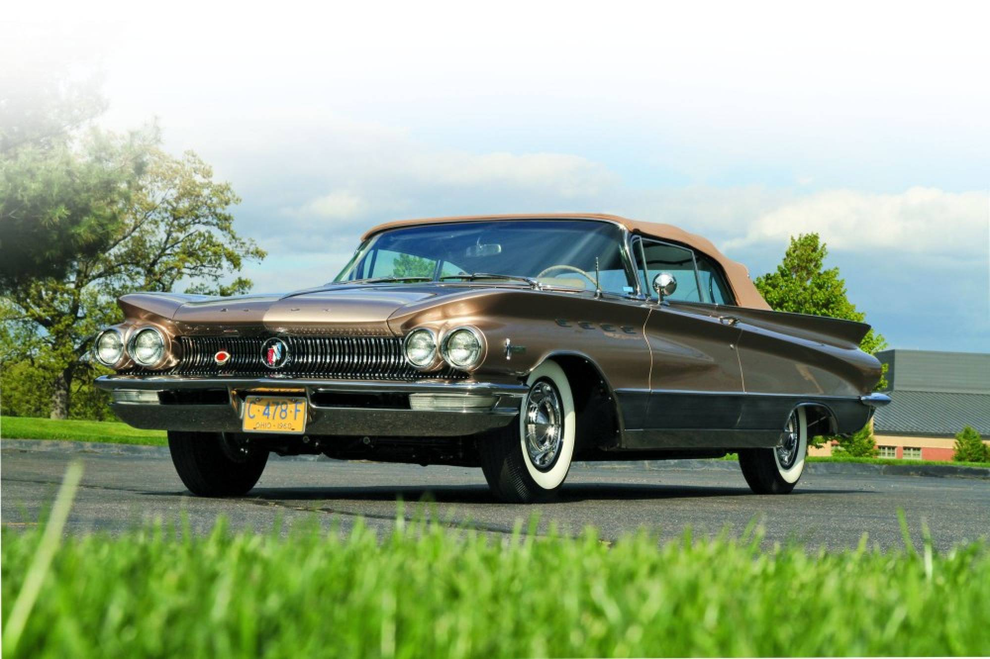 2000x1332 > 1960 Buick Electra Wallpapers