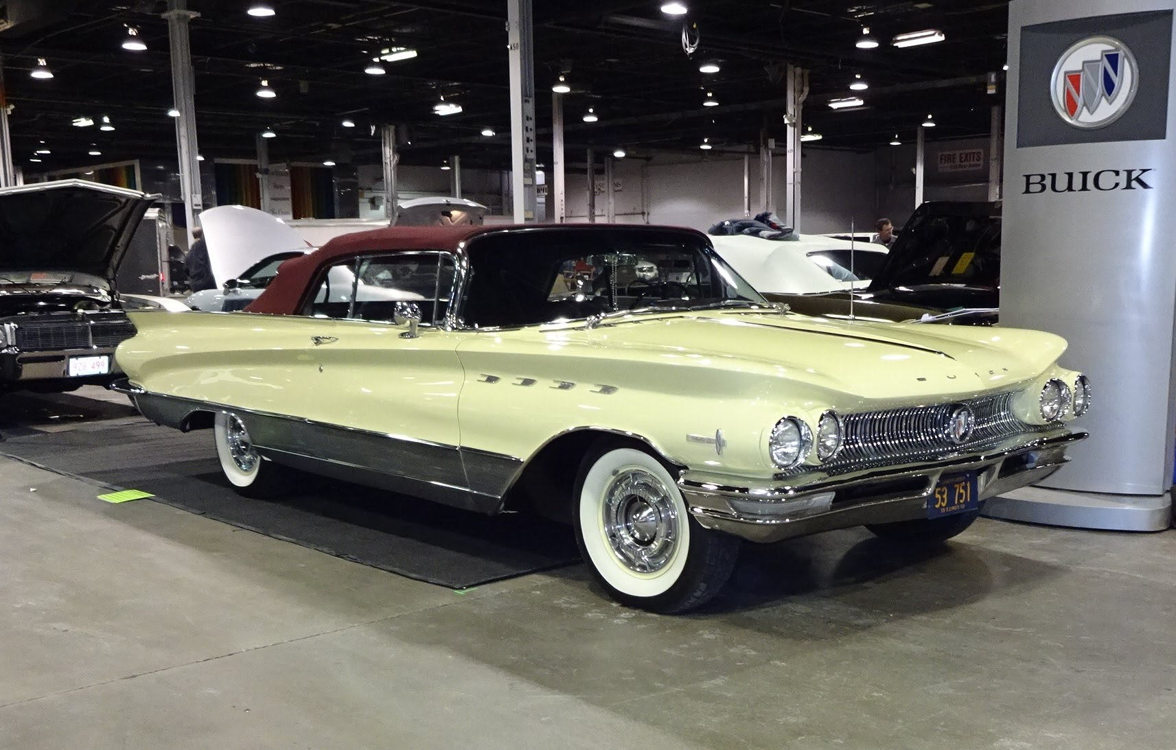 1960 Buick Electra Backgrounds, Compatible - PC, Mobile, Gadgets  1713x1093 px