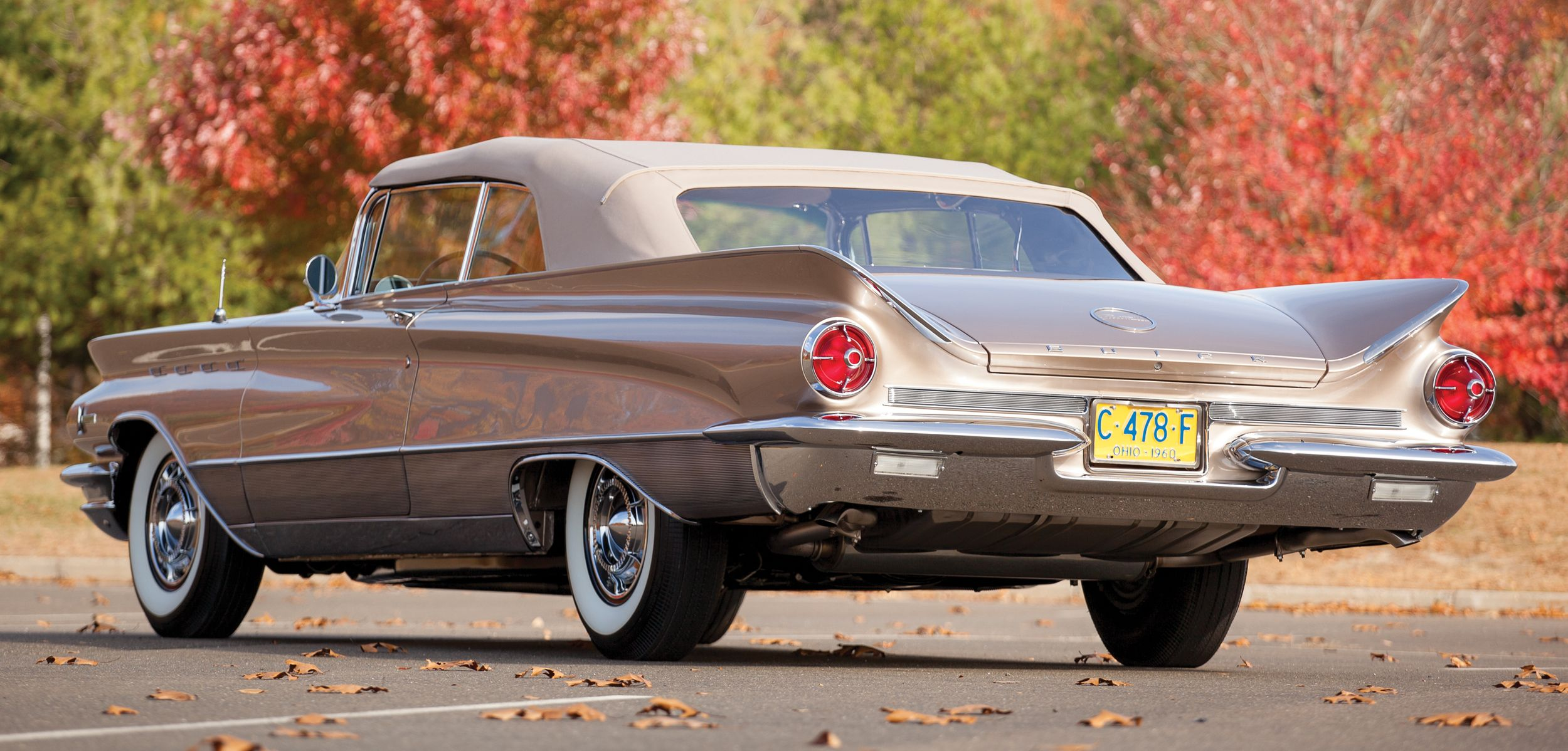 2500x1198 > 1960 Buick Electra Wallpapers
