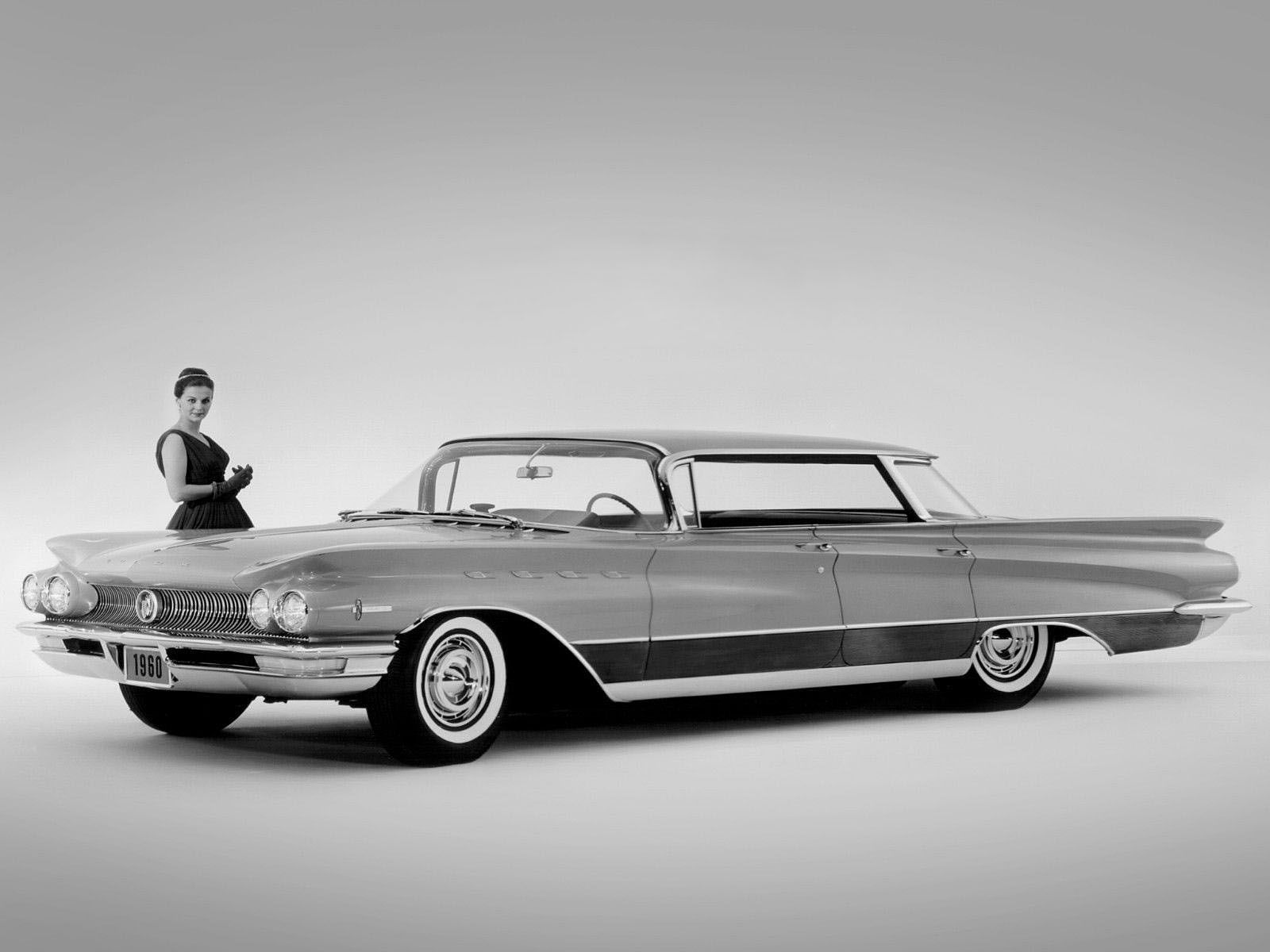 Amazing 1960 Buick Electra Pictures & Backgrounds