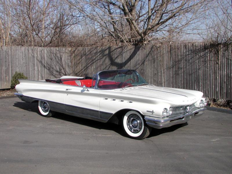 High Resolution Wallpaper   1960 Buick Electra 800x600 px