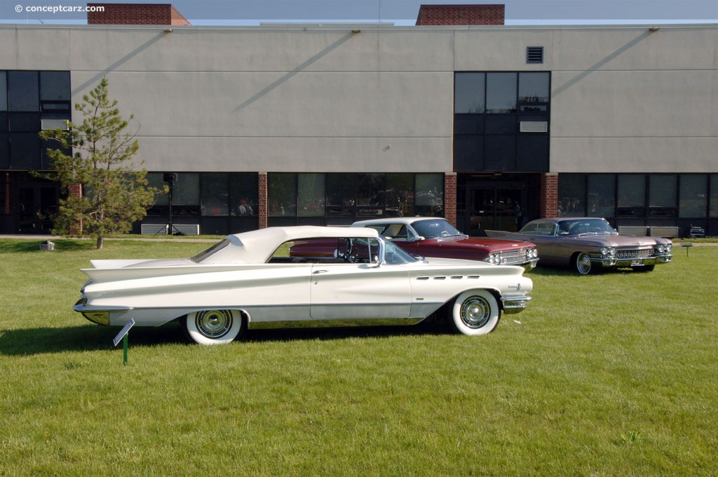 HQ 1960 Buick Electra Wallpapers   File 232.24Kb