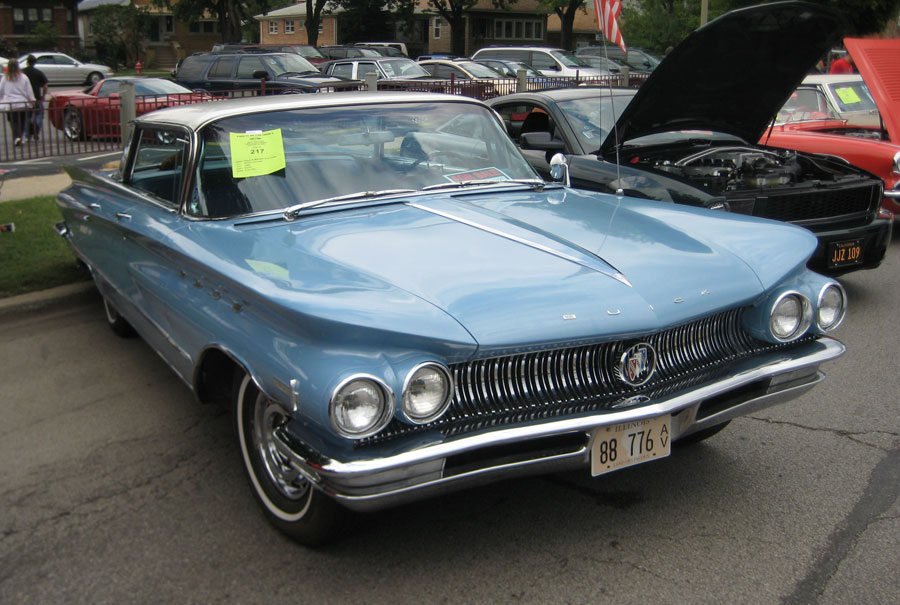 900x605 > 1960 Buick Electra Wallpapers