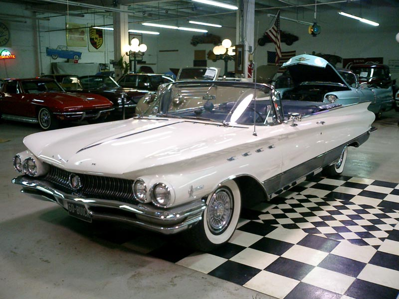 Nice wallpapers 1960 Buick Electra 800x600px