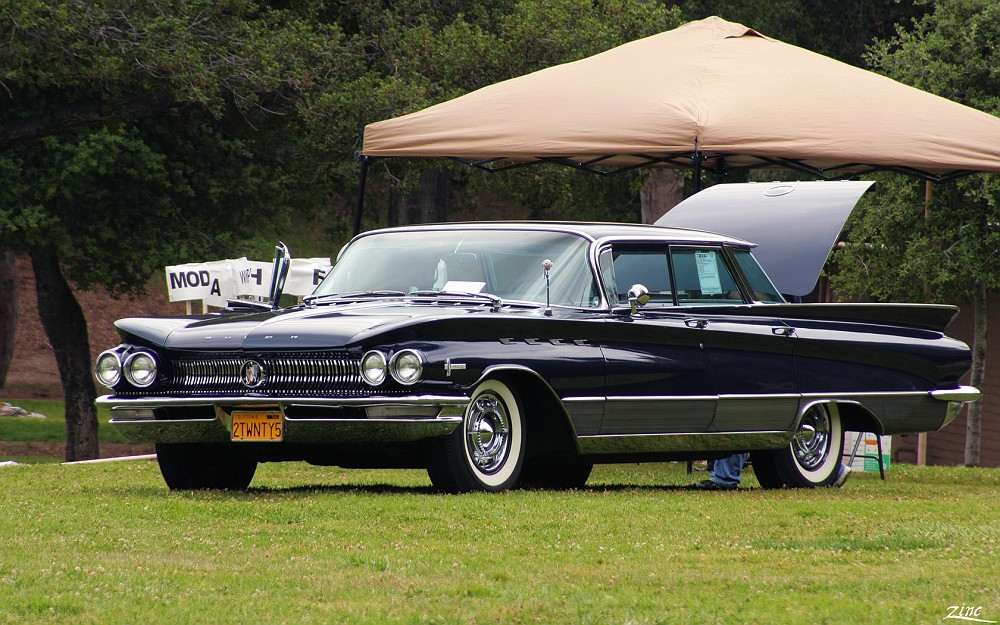 Images of 1960 Buick Electra | 1000x625