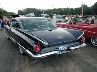 320x240 > 1960 Buick Electra Wallpapers
