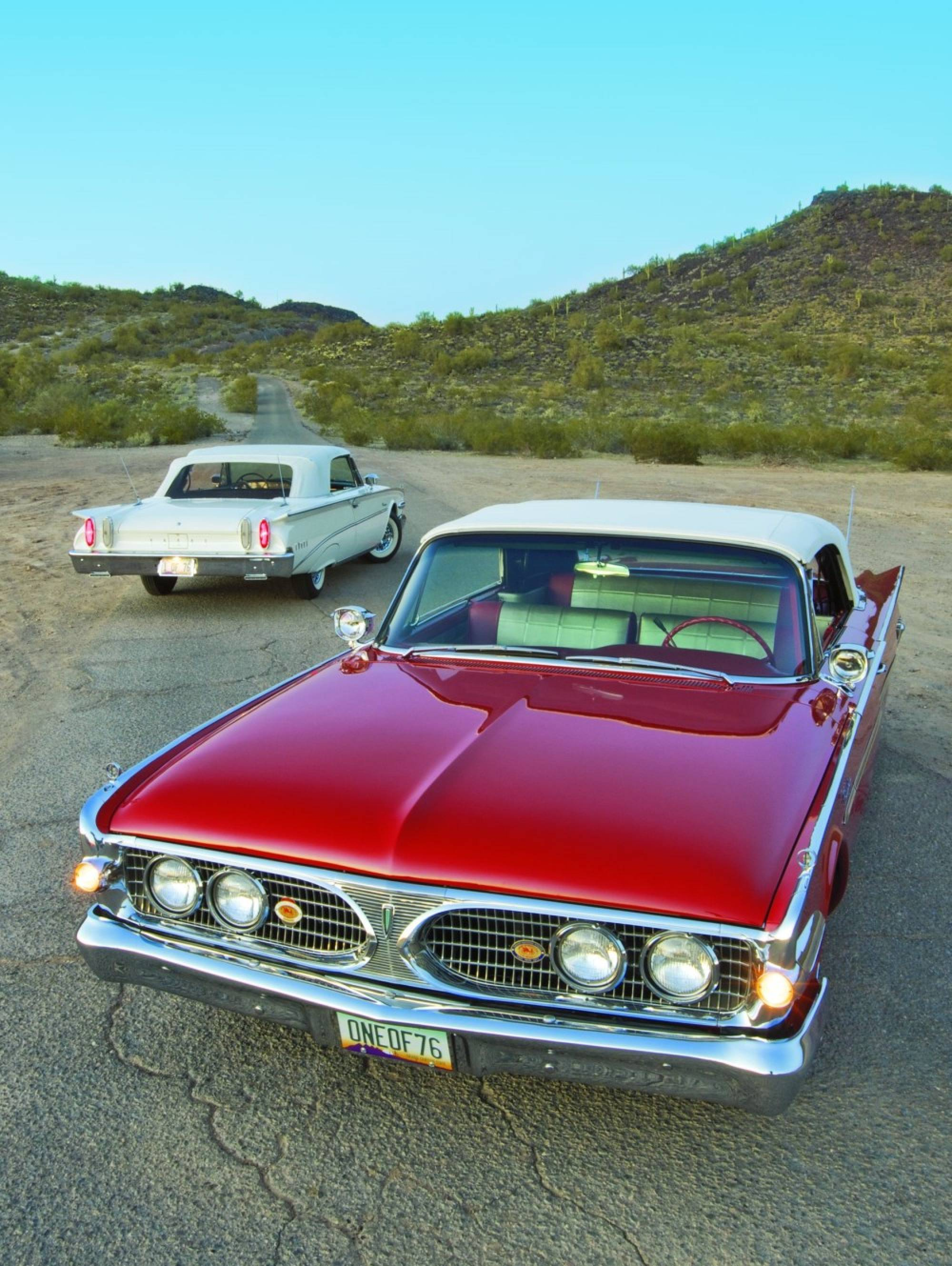 Amazing 1960 Edsel Pictures & Backgrounds