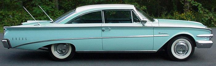 High Resolution Wallpaper | 1960 Edsel 700x214 px