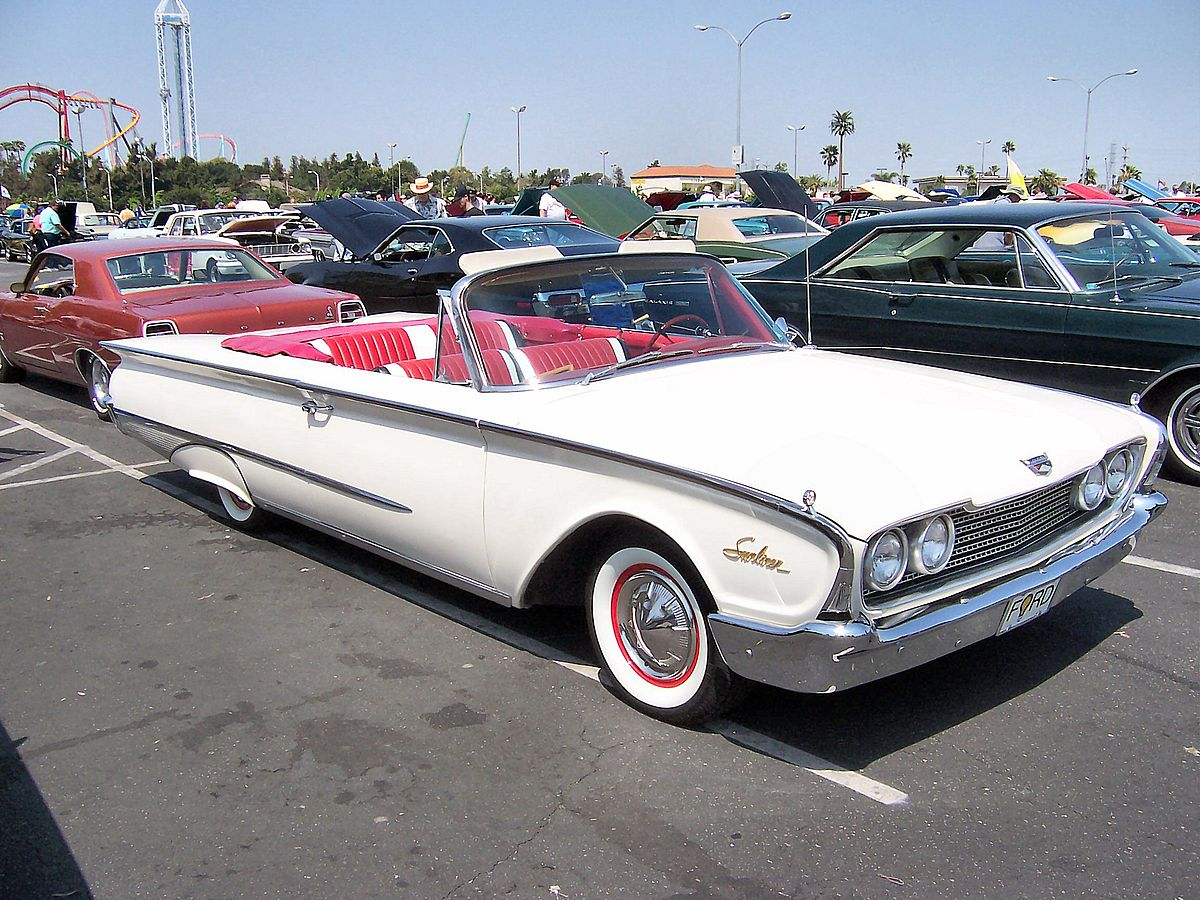 1960 Ford Galaxie Sunliner Pics, Vehicles Collection