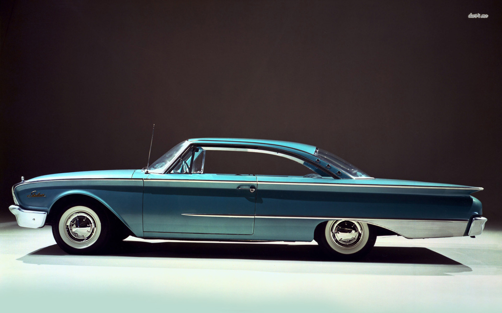 HQ 1960 Ford Galaxie Sunliner Wallpapers | File 271.84Kb