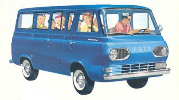 High Resolution Wallpaper | 1961 Ford Econoline 624x348 px