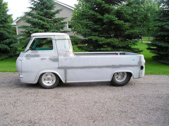 Nice wallpapers 1961 Ford Econoline 575x430px