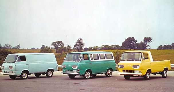 Nice wallpapers 1961 Ford Econoline 607x322px