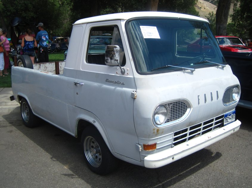 1961 Ford Econoline High Quality Background on Wallpapers Vista