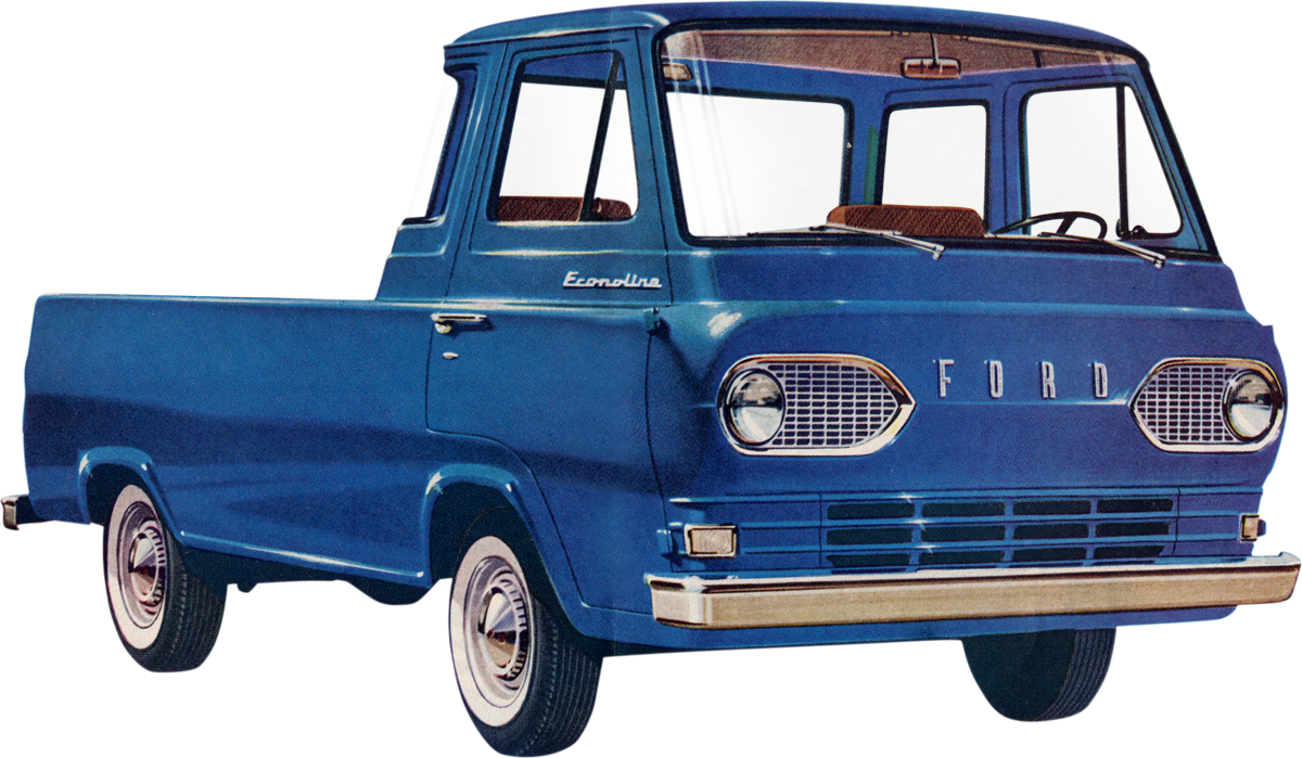 1961 Ford Econoline Pics, Vehicles Collection