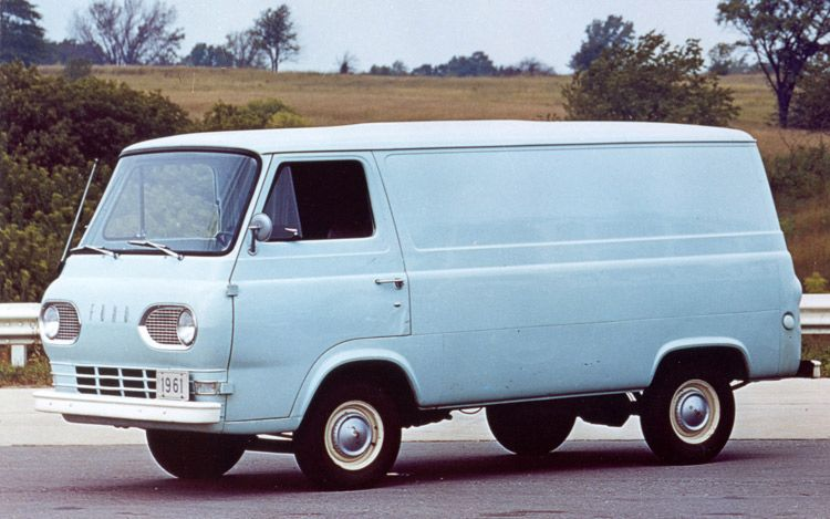 Nice wallpapers 1961 Ford Econoline 750x469px