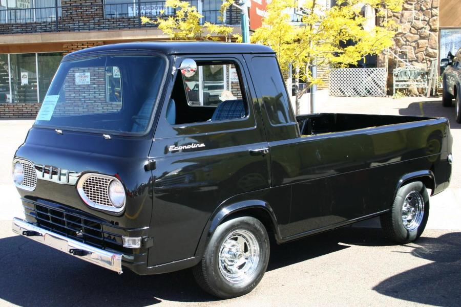 Amazing 1961 Ford Econoline Pictures & Backgrounds