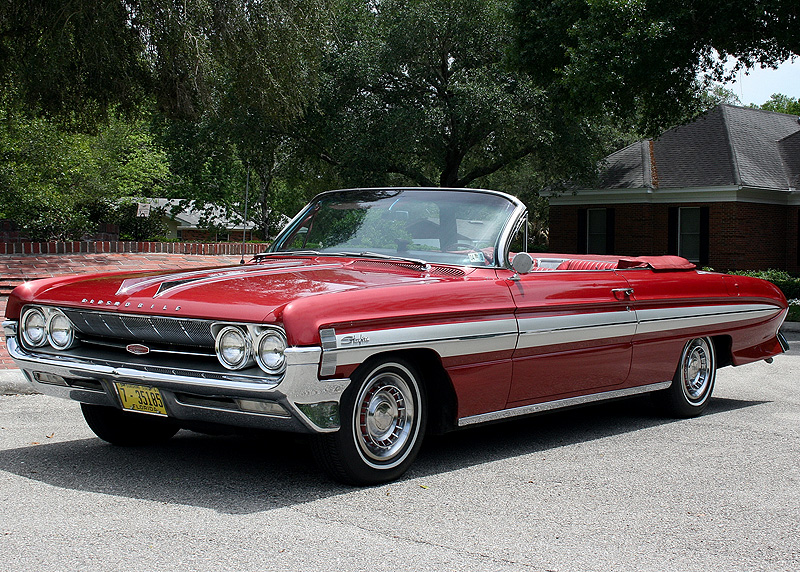 Nice wallpapers 1961 OLDSMOBILE STARFIRE 800x572px