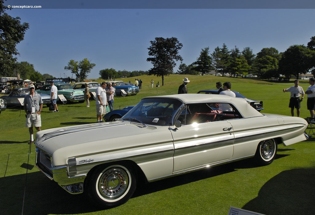 Nice wallpapers 1961 OLDSMOBILE STARFIRE 1024x698px