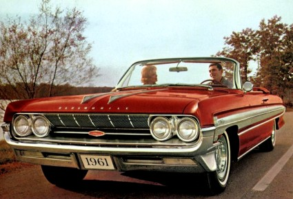 High Resolution Wallpaper | 1961 OLDSMOBILE STARFIRE 425x290 px