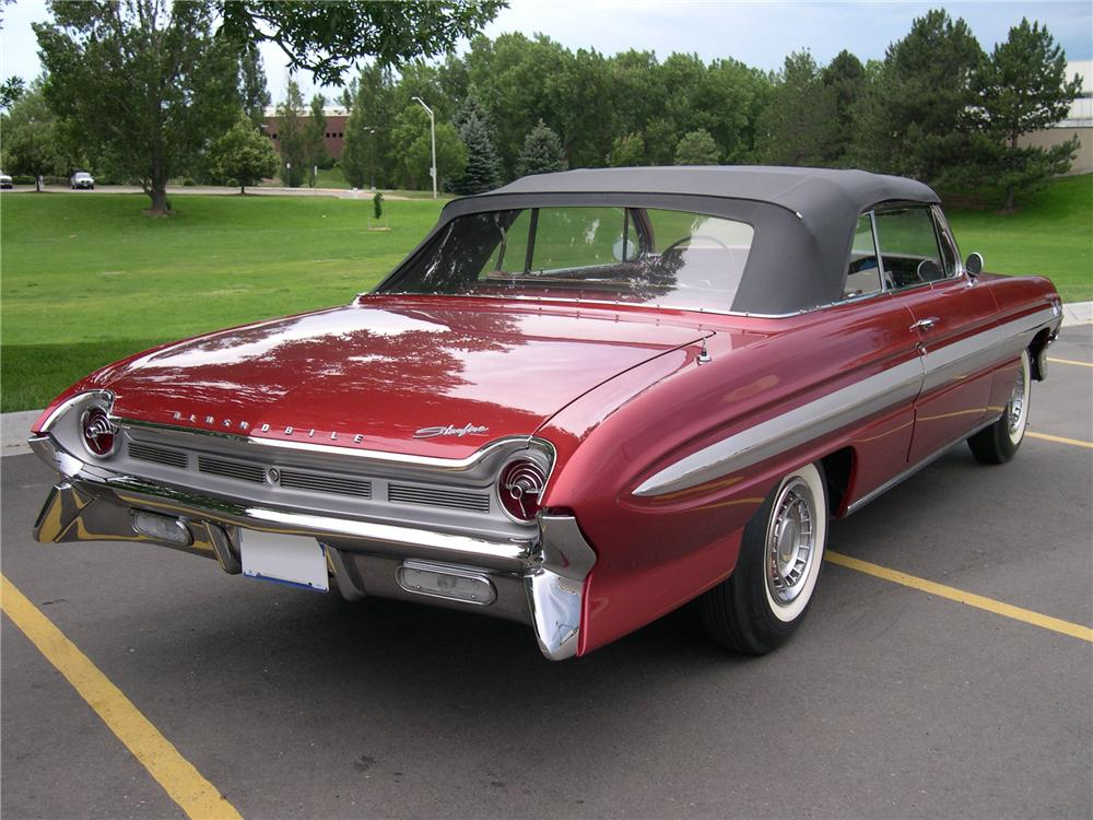 Nice wallpapers 1961 OLDSMOBILE STARFIRE 1000x750px