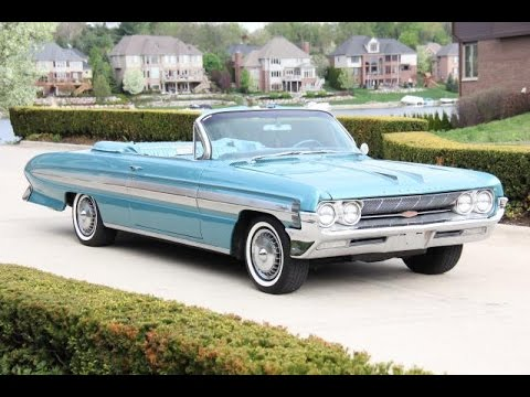 1961 OLDSMOBILE STARFIRE Backgrounds on Wallpapers Vista