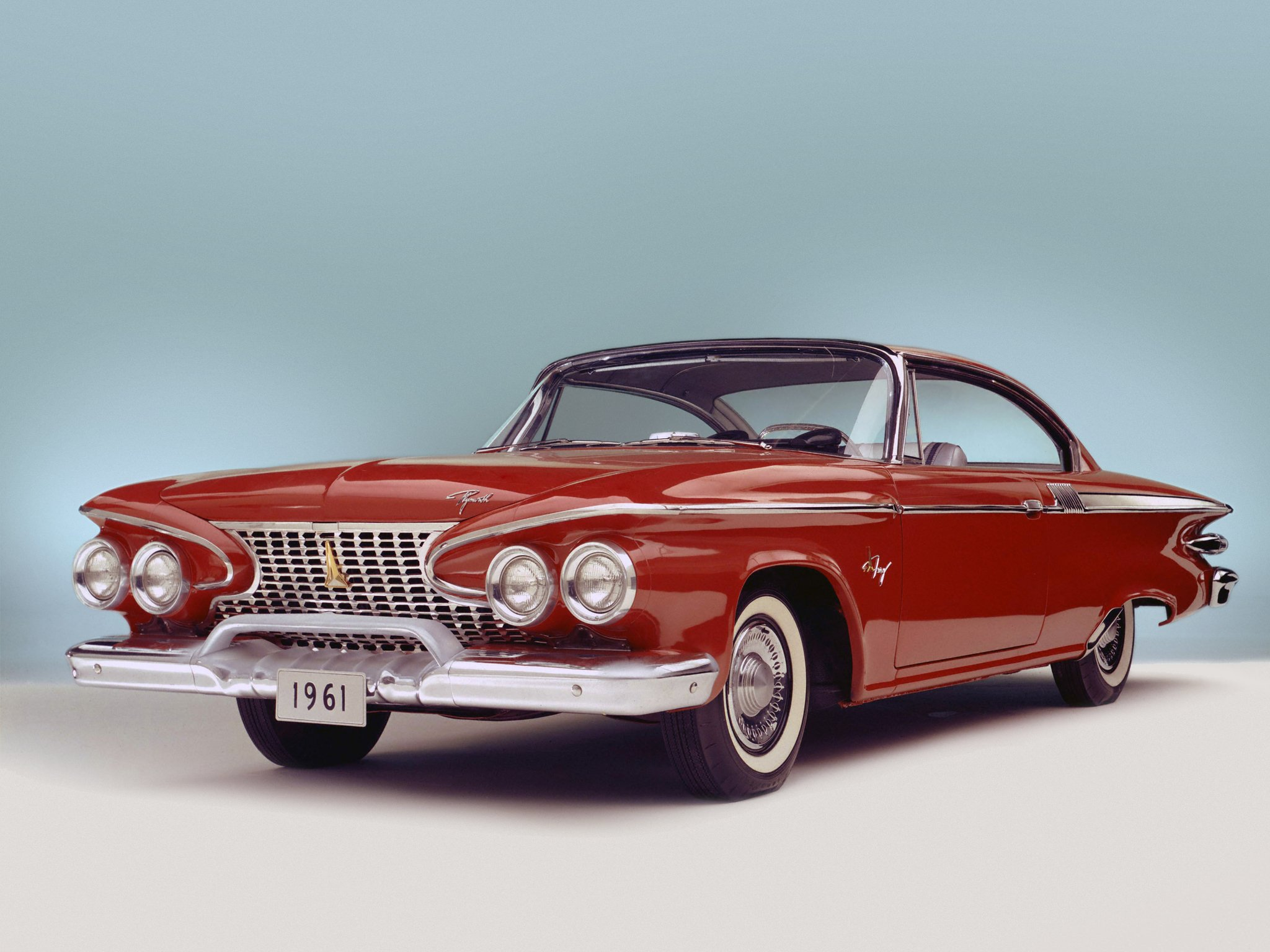 2048x1536 > 1961 Plymouth Fury Coupe Wallpapers