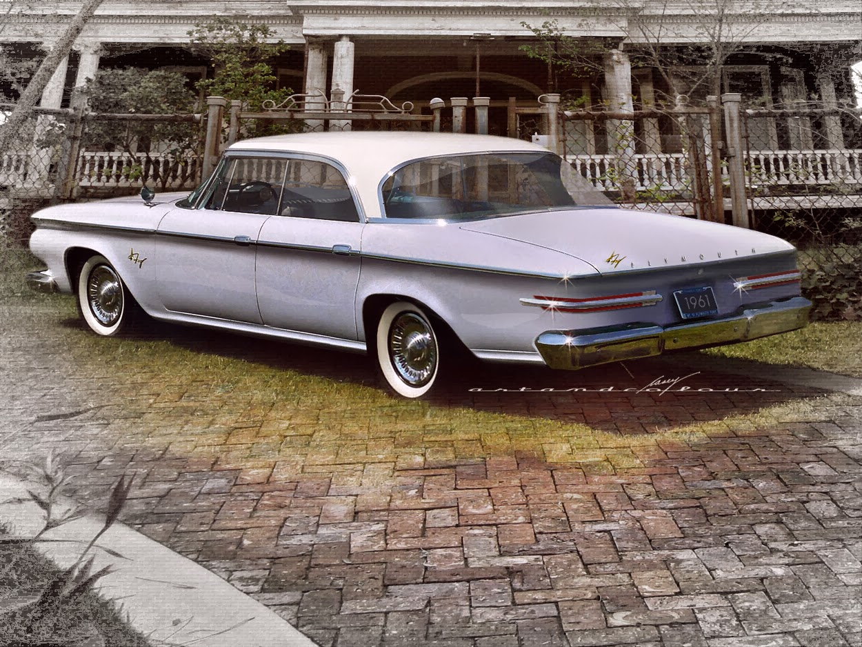 1961 Plymouth Fury Coupe Backgrounds, Compatible - PC, Mobile, Gadgets| 1250x938 px