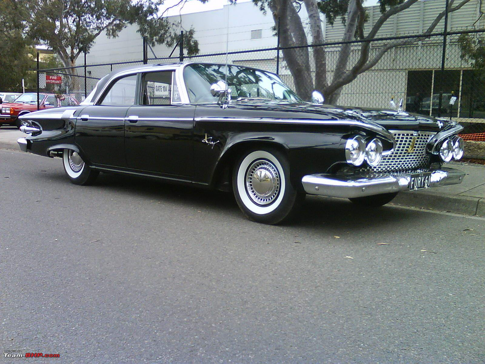 Images of 1961 Plymouth Fury Coupe | 1600x1200