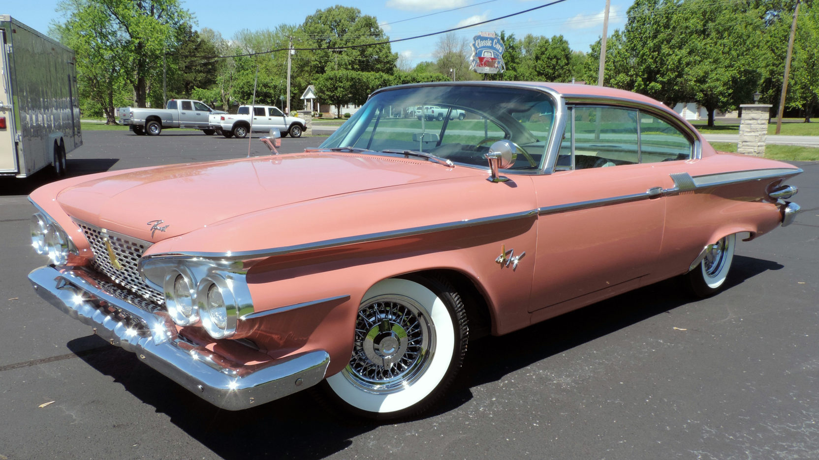 Images of 1961 Plymouth Fury Coupe | 1664x936