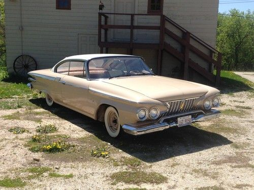 1961 Plymouth Fury Coupe High Quality Background on Wallpapers Vista