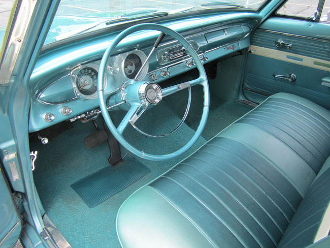 1962 Chevrolet Four-door Wagon Backgrounds, Compatible - PC, Mobile, Gadgets| 650x488 px