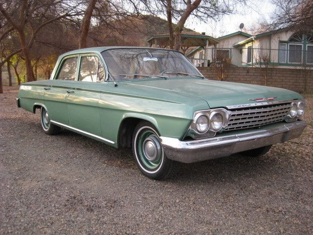 Images of 1962 Chevrolet Four-door Wagon | 640x480