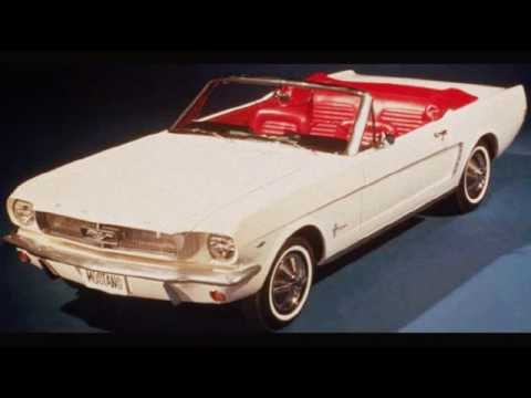 1962 Ford Mustang High Quality Background on Wallpapers Vista