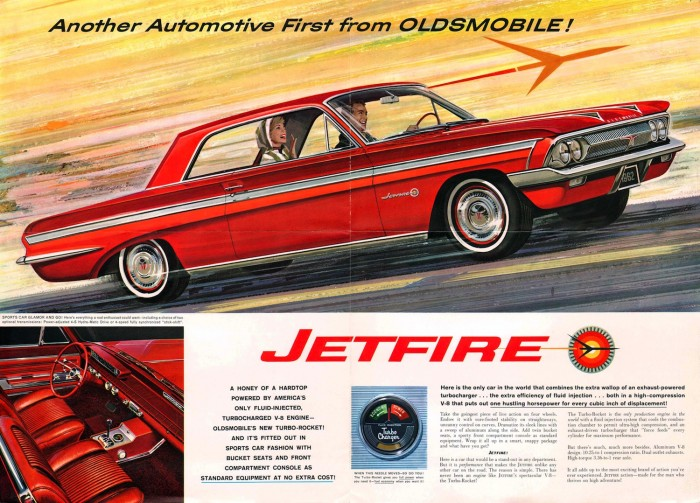 Nice wallpapers 1962 Oldsmobile Jetfire 700x503px