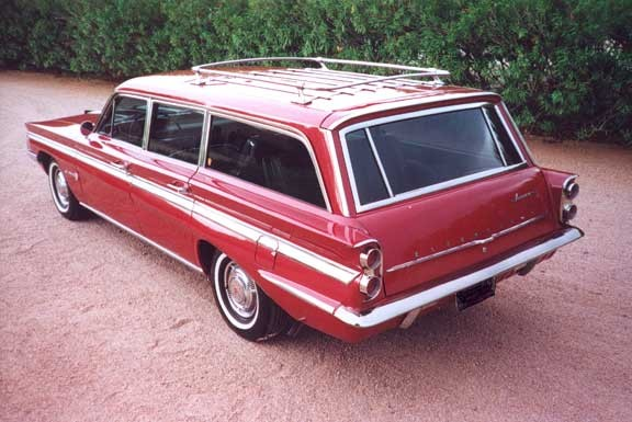 Nice wallpapers 1962 Oldsmobile Jetfire 576x385px