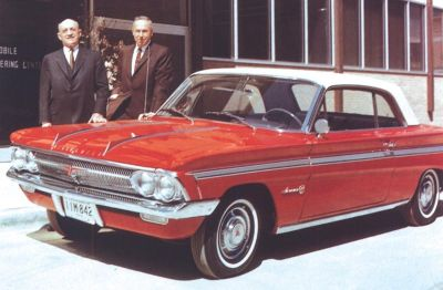 Amazing 1962 Oldsmobile Jetfire Pictures & Backgrounds